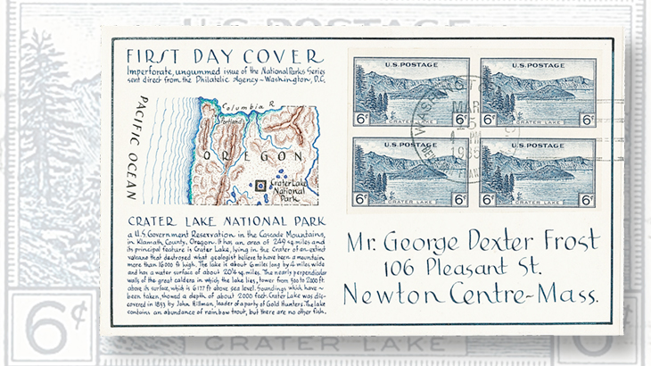 1934-national-parks-10-laffert-first-day-covers