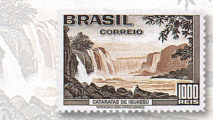 1938-iguacu-falls-stamp