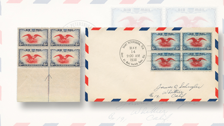 1938-six-cent-airmail-stamp-blue-first-day-cover1