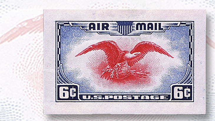 1938-united-states-bicolored-six-cent-eagle-airmail-stamp