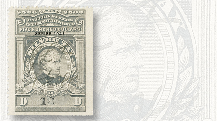 1941-silver-tax-set-five-hundred-dollar-stamp