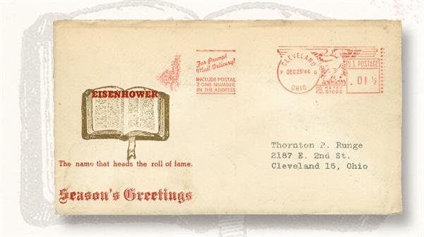 1944-christmas-cover-dwight-eisenhower