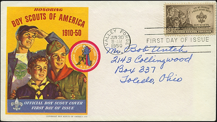 1950-three-cent-boy-scouts-commemorative-stamp
