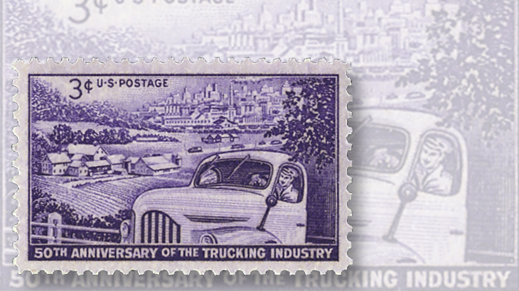 1953-trucking-companion-stamp