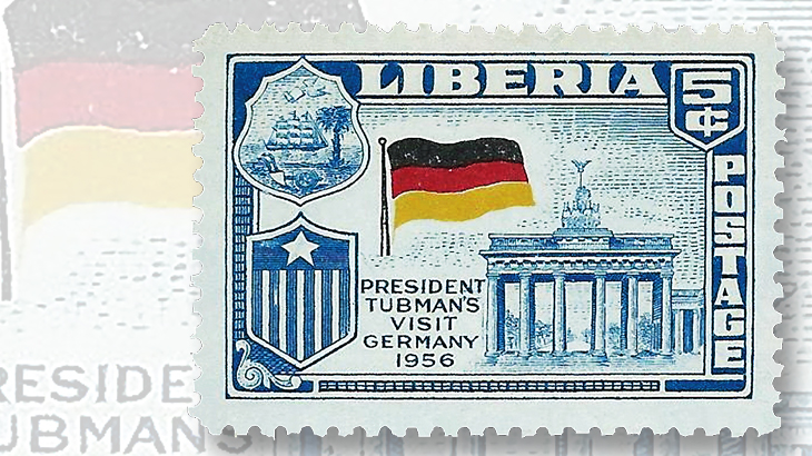 A Liberian Stamp Set Full Of Unusual Errors