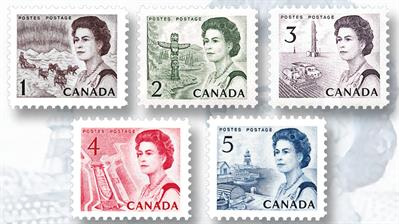 1967-first-low-denominations-canada-centennial-definitive-series