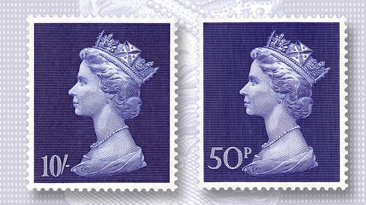 1969-10-shilling-high-denomination-machin-stamp