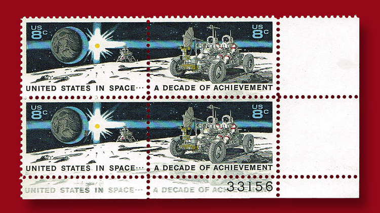 1971-united-states-eight-cents-space-achievement-decade-stamps