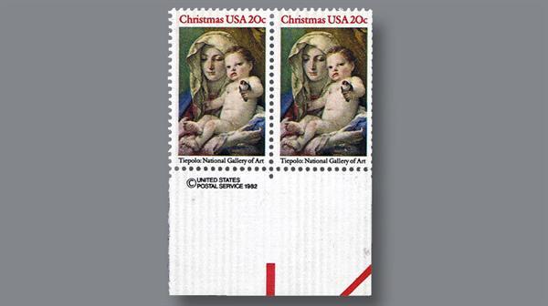 1982-twenty-cent-christmas-stamp-madonna-child-painting
