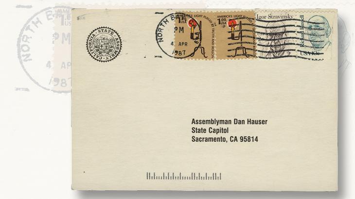 1987-california-postcard-americana-stamps