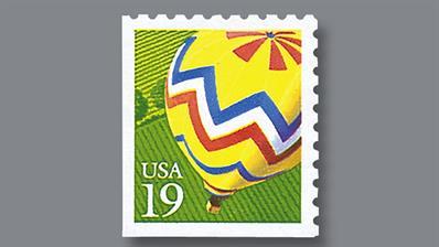 1991-nineteen-cent-stamp