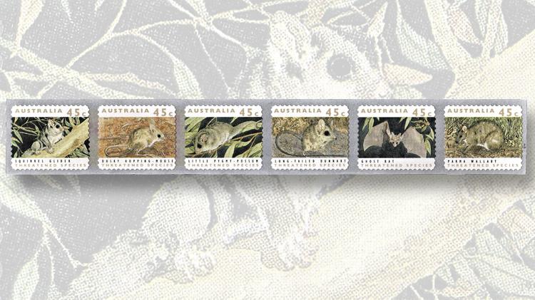 1992-six-threatened-native-species-australia