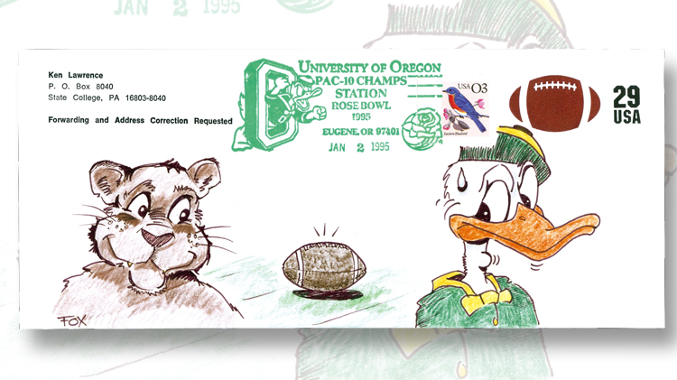 1995-rose-bowl-donald-duck-oregon