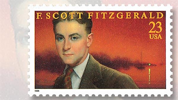 1996-twenty-three-cent-stamp-f-scott-fitzgerald