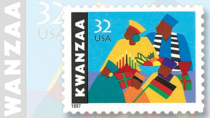 1997-kwanzaa-stamp