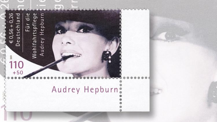 2001-audrey-hepburn-semipostal-stamp