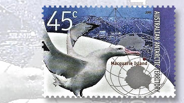 2002-macquarie-island-station-stamp