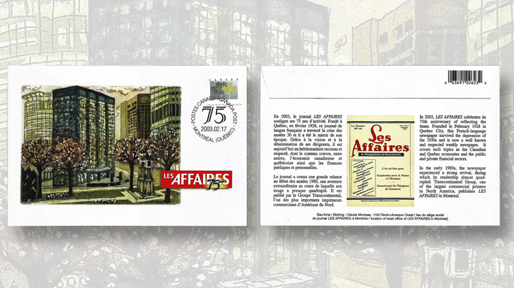 2003-envelope-commemorated-75th-anniversary-of-les-affaires