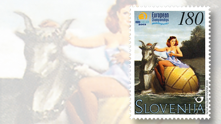 2003-slovenia-180-tolar-europa-and-the-bull-stamp