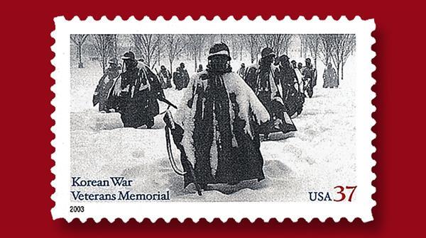2003-thirty-cent-korean-war-veterans-memorial-stamp