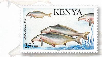 2006-fish-of-lake-tanganyika-stamp