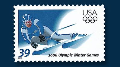 2006-thirty-nine-cent-winter-olympics-commemorative-stamp