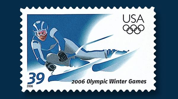 2006-thirty-nine-cent-winter-olympics-commemorative-stamp