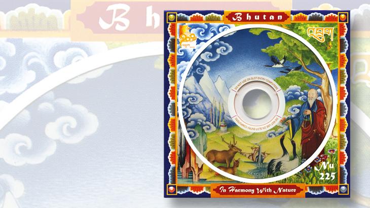 2008-bhutan-harmony-with-nature-stamp