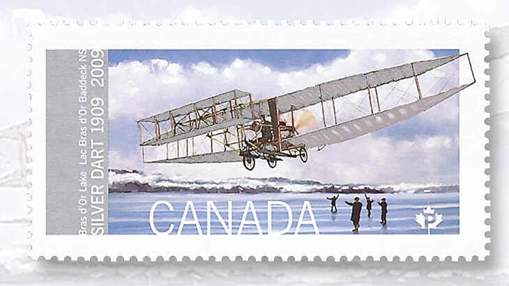 2009-canada-silver-dart-stamp