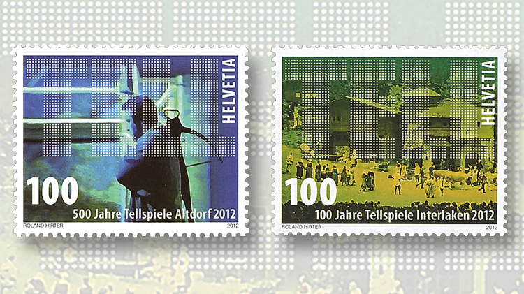 2012-two-100-centime-stamps