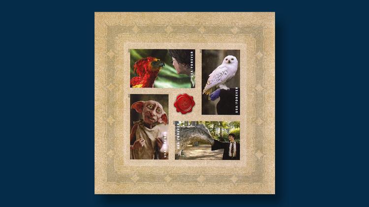 2013-harry-potter-booklet-20-stamps