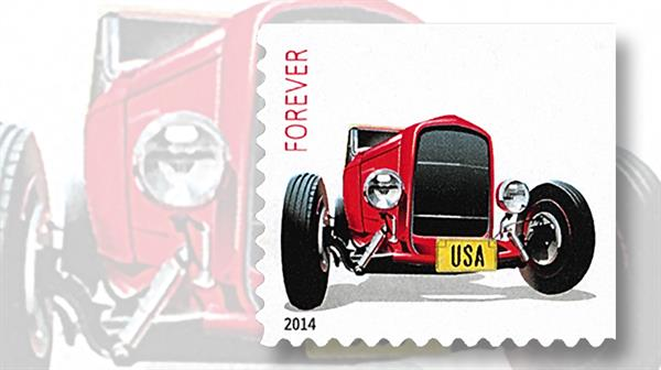 2014-red-1932-ford-hot-rod-post-office-counter-sign-board-magnet