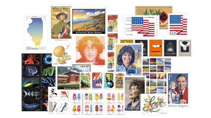 2018-new-us-stamps