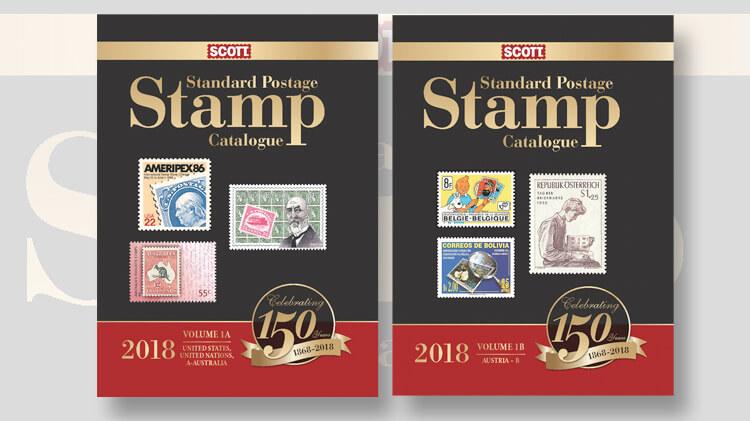 2018-scott-standard-postage-stamp-catalogue