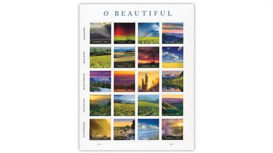 O Beautiful Set Voted Favorite For 2018 Also Named Top