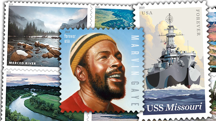 United States 2019 Stamp Program Announcement Weeks Most Read