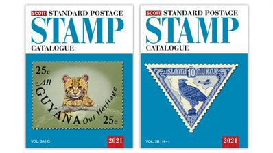 2021-scott-standard-postage-stamp-catalogue-volume-3