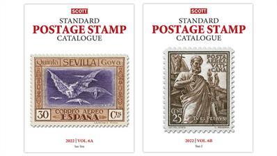 2022-scott-standard-postage-stamp-catalogue-volume-6