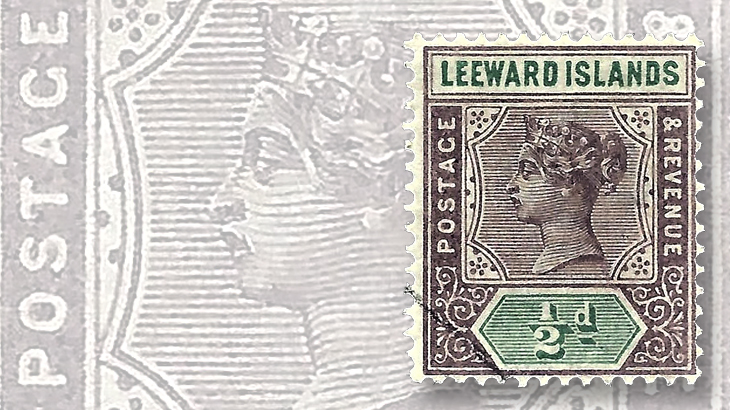 7-1890-great-britain-half-penny-stamp