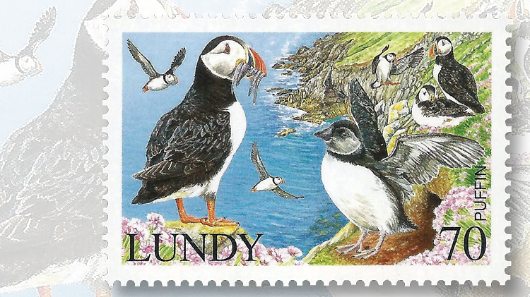 70-puffin-stamp