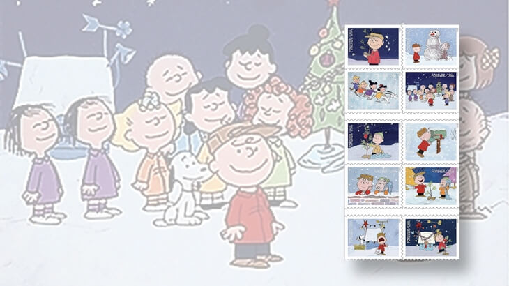 a-charlie-brown-christmas-stamp-set