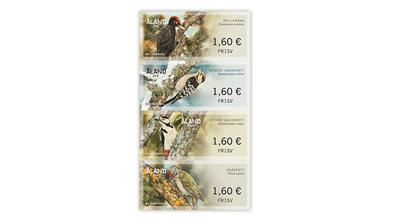 aland-2019-woodpeckers-postage-labels