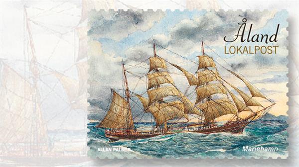 aland-set-of-sailing-ship-stamps