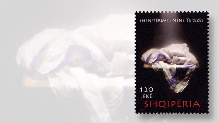 albania-mother-teresa-stamp