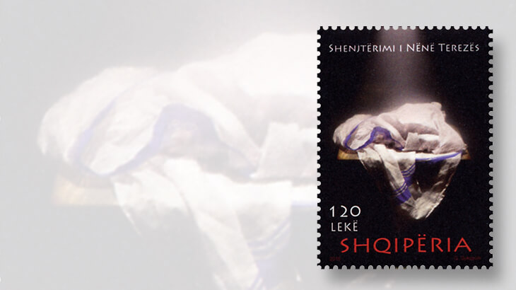 albania-mother-teresa-stamp