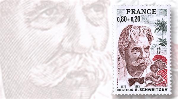 albert-schweitzer-france-semipostal