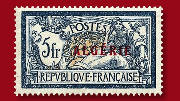 algeria-definitive-stamp