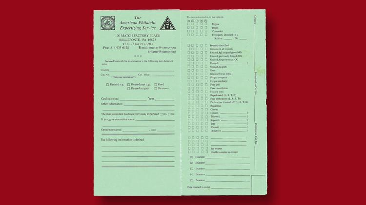 american-philatelic-expertizing-service-checklist