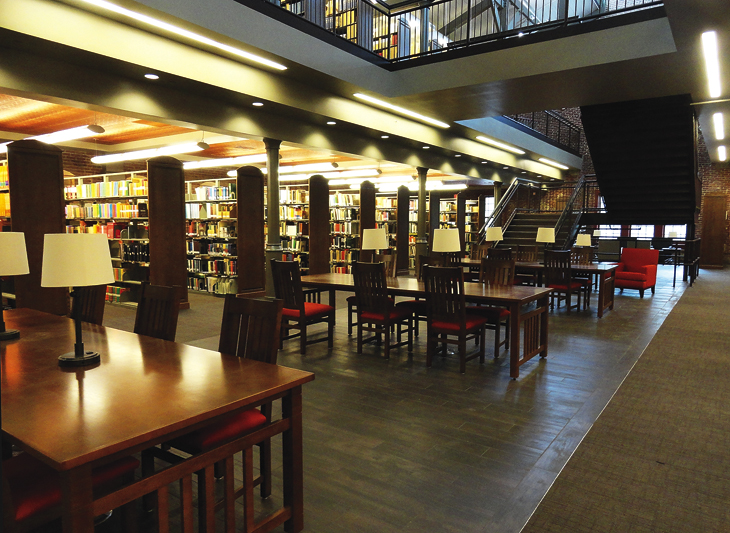 American Phlatelic Research Library