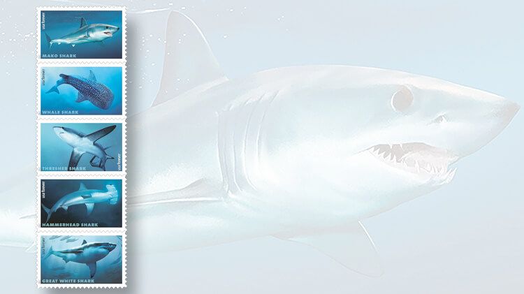 american-water-sharks-stamp